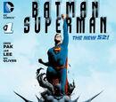 バットマン/スーパーマン Vol 1