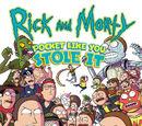 Pocket Like You Stole It zeszyt 3