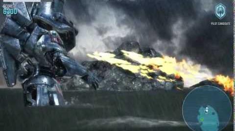 Pacific Rim - Jaeger Combat Simulator - Mission 1