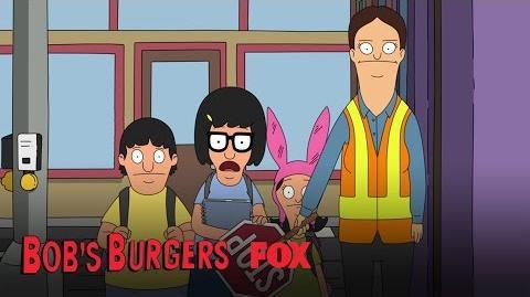 Tina Gets Her Costume Idea Stolen By Tammy Season 7 Ep. 3 BOB'S BURGERS