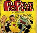 Popeye-Dell-No 4-Nov 1948