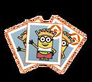 Island Hopper Cards (Minion Rush)