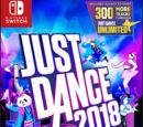 JackLSummer15/Just Dance 2018 (Fanmade by: JackLSummer15)
