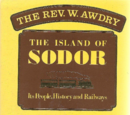 The Island of Sodor: Its People, History and Railways