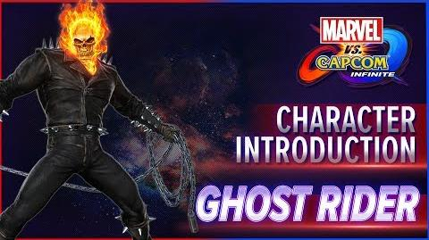 Marvel vs. Capcom Infinite – Ghost Rider Tutorial