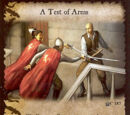A Test of Arms (FKE)