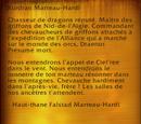 Kurdran Marteau-Hardi (objet)
