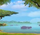 Озеро Матопи