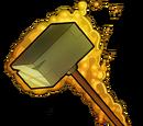Blacksmith Hammer IV