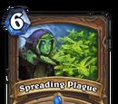 Spreading Plague