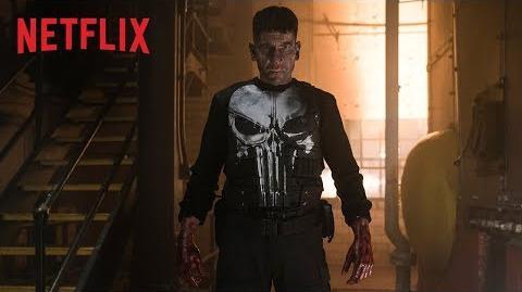 Marvel - The Punisher Tráiler oficial HD Netflix