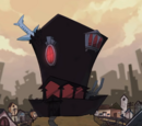Black Hat's manor