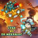 Lyra Vs. Dr. Mekaniac.jpg