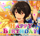 Ritsu Sakuma Birthday Course