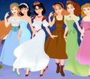 The Princesses of The Meotha Empire (Kingdom Hearts OC Group)