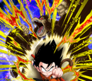 The Greatest Assault Goku (Youth) (Giant Ape)