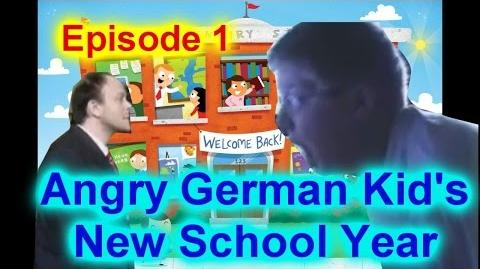 AGK Rebooted Episode 1 Angry German Kid's New School Year