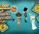 65.000 MiniMoedas + Animais Agarrados Play
