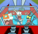 The Waffle, Gordon, Mr. Blik and Waffle Club Theme Song