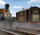 Toby and Bash