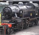 LMS Ivatt Class 2 2-6-2T