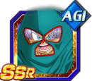 Guerrier masqué inconnu - Mighty Mask