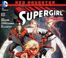 Supergirl: Hija Roja de Krypton