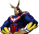 All Might (Boku no Hero Academia)