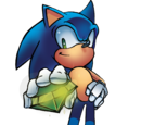 Sonic the Hedgehog (Archie Post-Super Genesis Wave)
