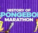 History of SpongeBob Marathon