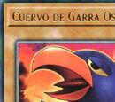 Cuervo de Garra Oscura