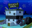 Bikini Bottom Jail