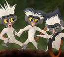 Tumbili's Troop