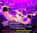 Pure Destruction and Carnage