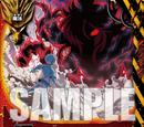 "Demon Slay Battle Aura ""Bind"""