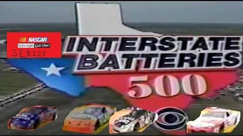 1997 Interstate Batteries 500 (Savage Garden Series)