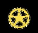 Yellow Star Wheels