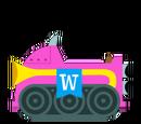Pink W Kart