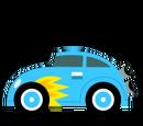 Blue Beetle Car Kart