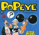 Popeye Classics (comic book)