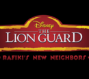 Rafiki's New Neighbors