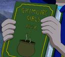 Série de Livros Grimório