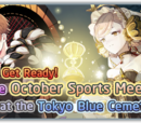 """""""Get Ready! The October Sports Meet at the Tokyo Blue Cemetery!"""""""