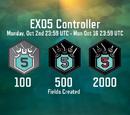 Exo5 Controller