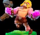 Raged Barbarian