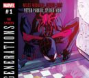 Generations: Miles Morales Spider-Man & Peter Parker Spider-Man Vol 1 1