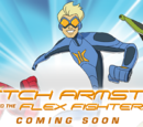 Stretch Armstrong and the Flex Fighters (2017)