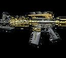 M4A1-S Predator Noble Gold