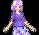 Elegance Lilac Coord