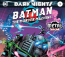 Batman: The Murder Machine Vol.1 1